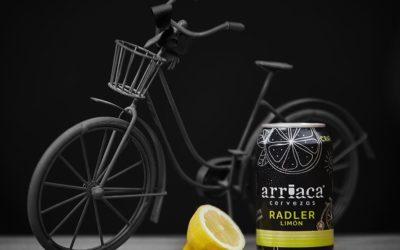 Cerveza radler artesana: última novedad de Arriaca