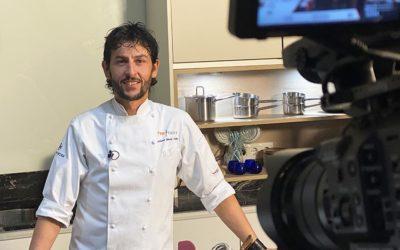 """Chef Alberto Gómez Letón: """"La tendencia en cocina es buscar nuevos productos y ponerlos en valor, en especial, de la tierra, de productores locales"""""""