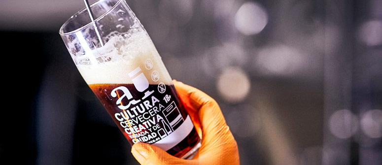 La carbonatación de la cerveza artesana Arriaca es natural