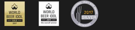Arriaca IMPERIAL RUSSIAN STOUT ha recibido numerosos premios internacionales