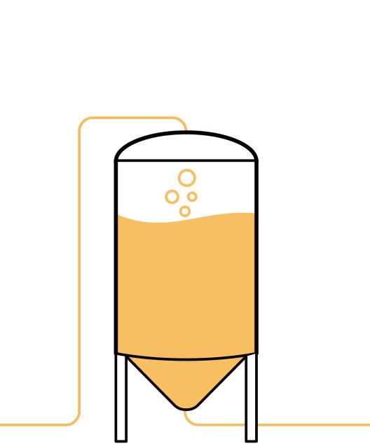 Séptimo paso en la elaboración de la cerveza artesana Arriaca