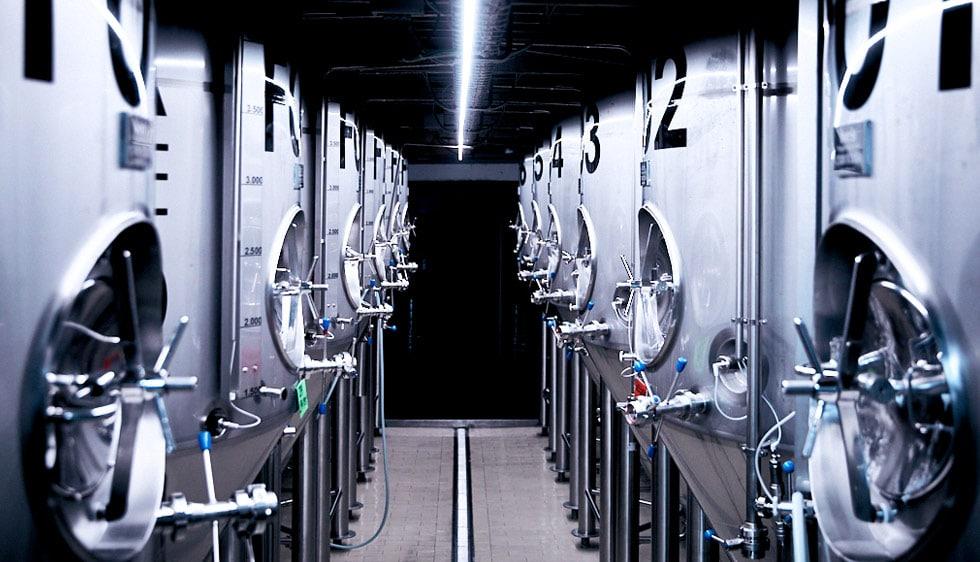 En Arriaca contamos con una capacidad simultánea de 100.000 litros