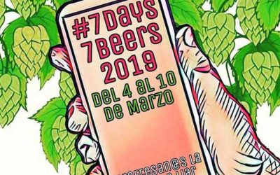 #7days7beers: se va a liar con la cerveza artesanal