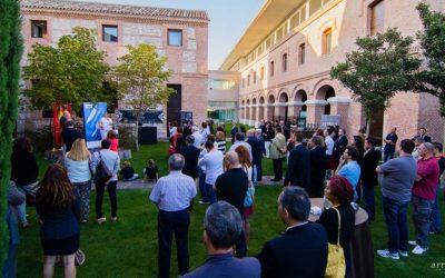Arriaca estuvo en la presentación de las XVIII Jornadas Gastronómicas Cervantinas de Alcalá de Henares