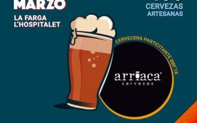 BBF 18: novedades 'arriacas' y más de 400 cervezas artesanales