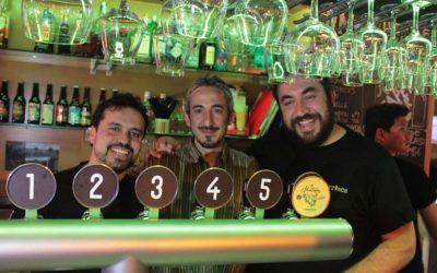 Meet the Brewer en La Tape (Madrid)