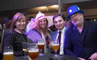 Cervezas Arriaca participó en la Fiesta Land Rover Madrid