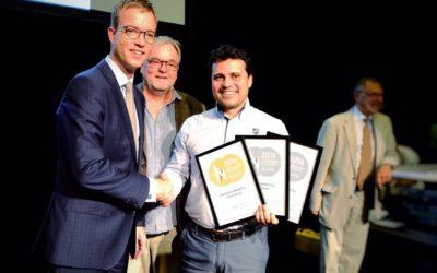 Cervezas Arriaca obtiene un Oro y dos Platas en el Nordic Beer Challenge