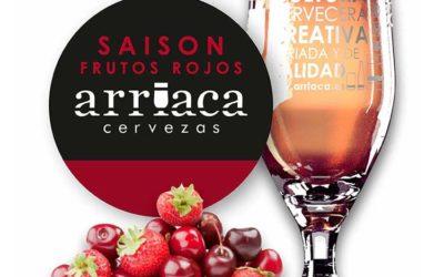 Arriaca Saison de frutos rojos: para los amantes del ácido