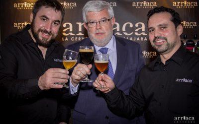 Arriaca participó en los premios gastronómicos Salsa de Chiles