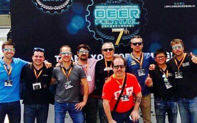 Expedición cervecera de ojos rasgados: objetivo China