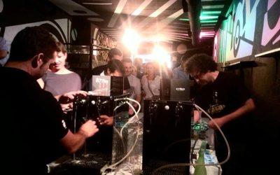Una noche de cata de cerveza artesana y gastromaridaje en el pub Chinaski