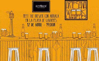 Meet the Brewer el 12 de abril en La Playa de Lavapiés