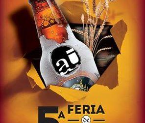 Arriaca participa en la 5ª Feria de la Cerveza Artesana de Cervecería L' Europe