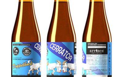 Cerrator, mejor cerveza del VI Concurso Homebrewer