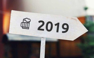Cerveza y sus tendencias para 2019