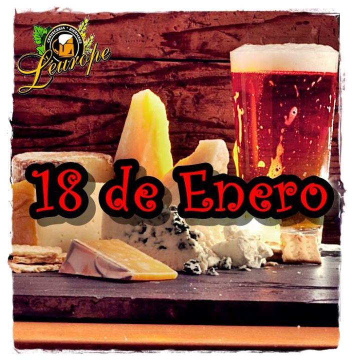 Domingo Cervecero en cervecería L' Europe de Madrid