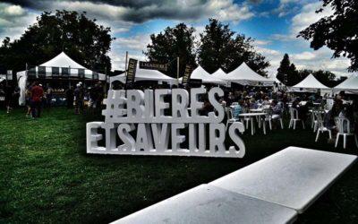 Haciendo las Américas por el festival Biéres et Saveurs de Québec (Canadá)