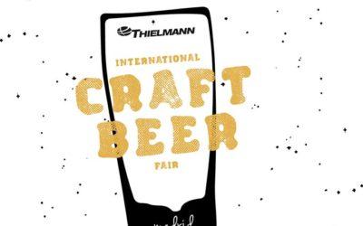 Arranca en Madrid la Feria Internacional Thielmann de Cerveza Artesana con la presencia de Arriaca