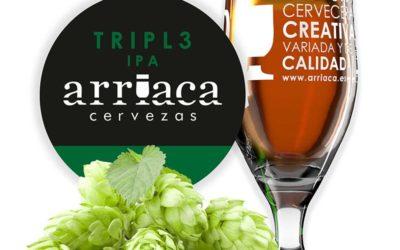 Triple IPA y Mango RYE IPL, nuevas ediciones especiales de Cervezas Arriaca