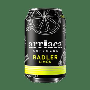 Prueba la cerveza artesana Arriaca RADLER en lata
